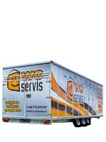 VIP sanitární karavany
